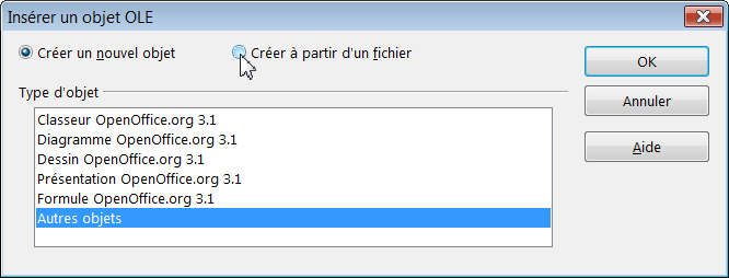 modifier un fichier pdf en open office