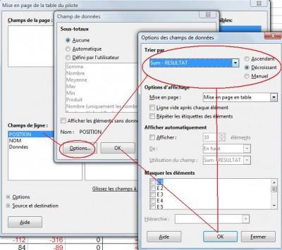 Résolu Tri automatique dans tableau croisé dynamique (Consulter le sujet) • Forum OpenOffice ...