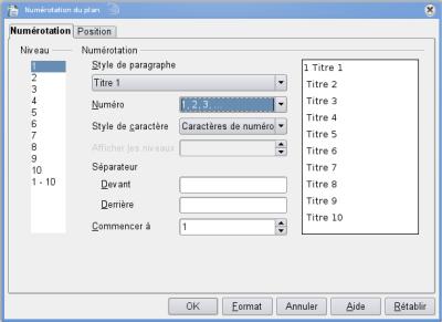 R solu taille de police de num rotation dans style de - Numerotation des pages sur open office ...