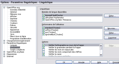 R solu le correcteur orthographique ne marche plus - Correcteur orthographique open office ...