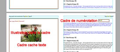 R solu num roter 1 page sur 2 droite consulter le - Numerotation des pages sur open office ...