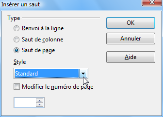 R solu format diff rent des pages fond et pied de page consulter le sujet forum - Arriere plan open office writer ...